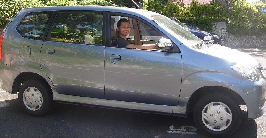 Self Driving in Bali is Fun