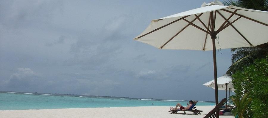 Couples enjoy Exclusivity on an Island Resort