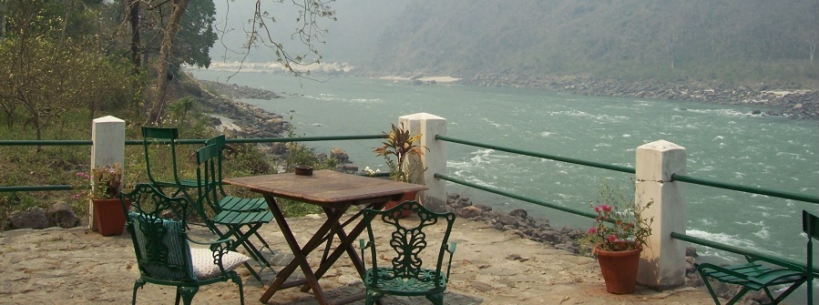 Glasshouse on the Ganges Rishikesh