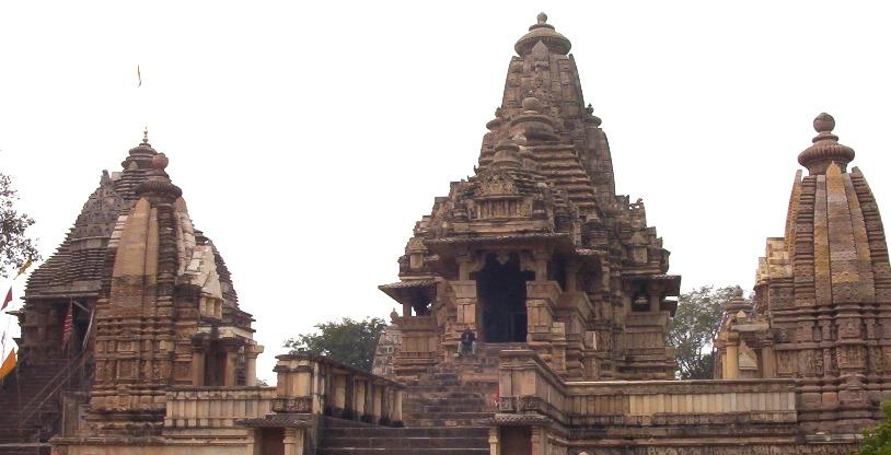 Western Zone Khajuraho Temples