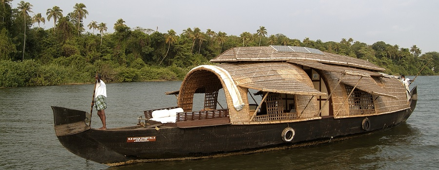 Smaller - Standard Houseboat
