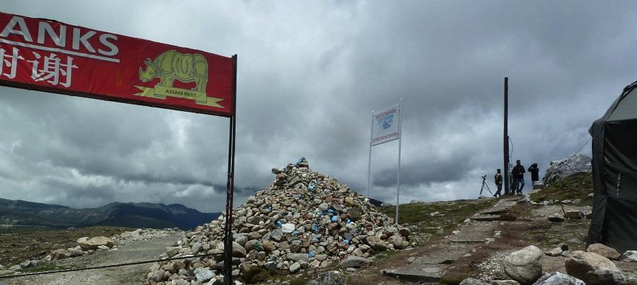 Bum La Pass near Tawang