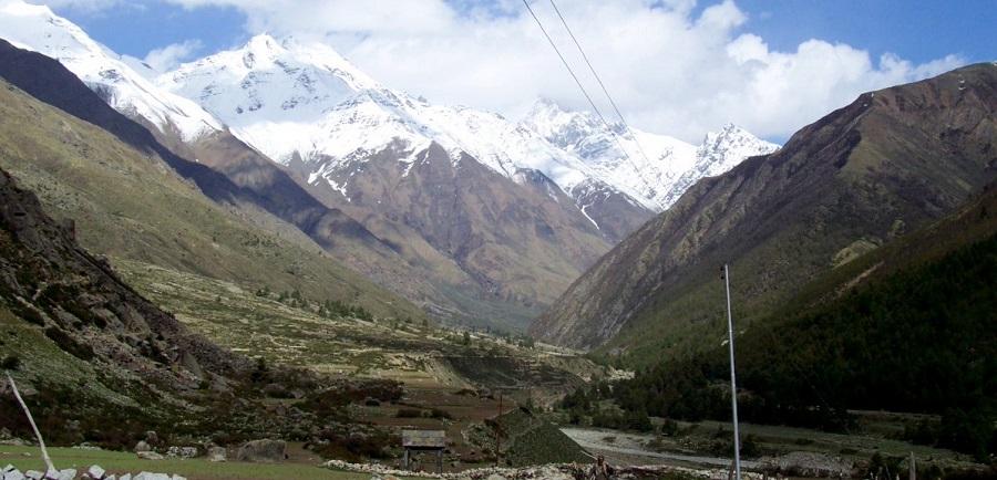 Chitkul near Sangla