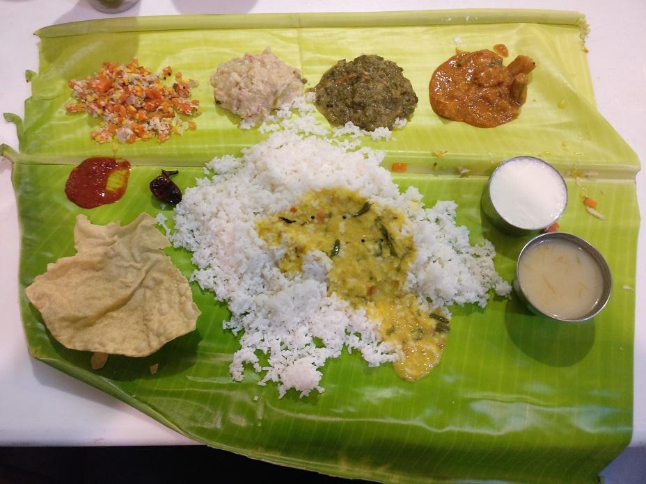 Madurai Meal