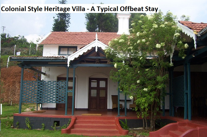 McIver Homestay at Coonoor